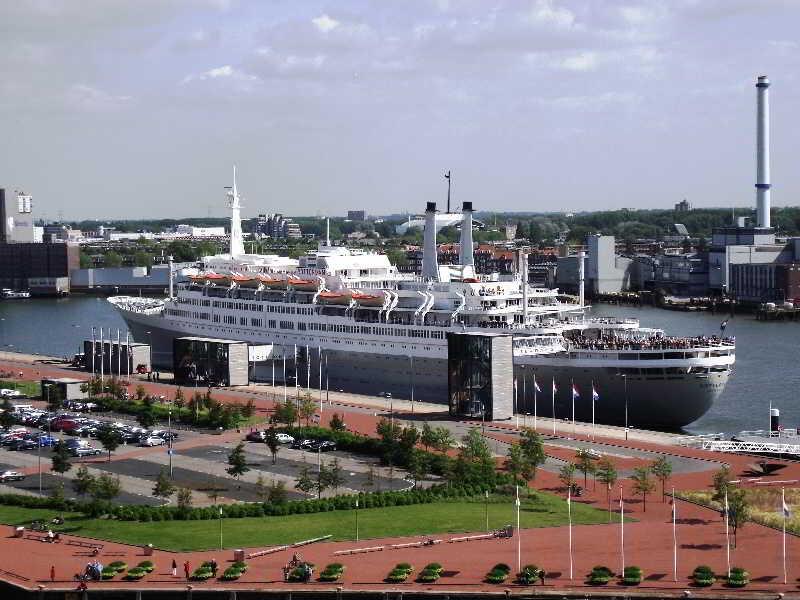 SS Rotterdam by Westcord…, 3e Katendrechtsehoofd,25