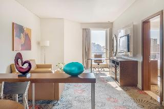 Crowne Plaza Doha-The Business Park - Zimmer