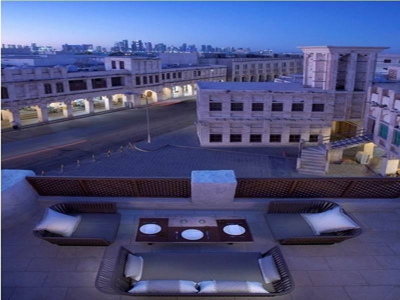 Arumaila Boutique Hotel - Terrasse