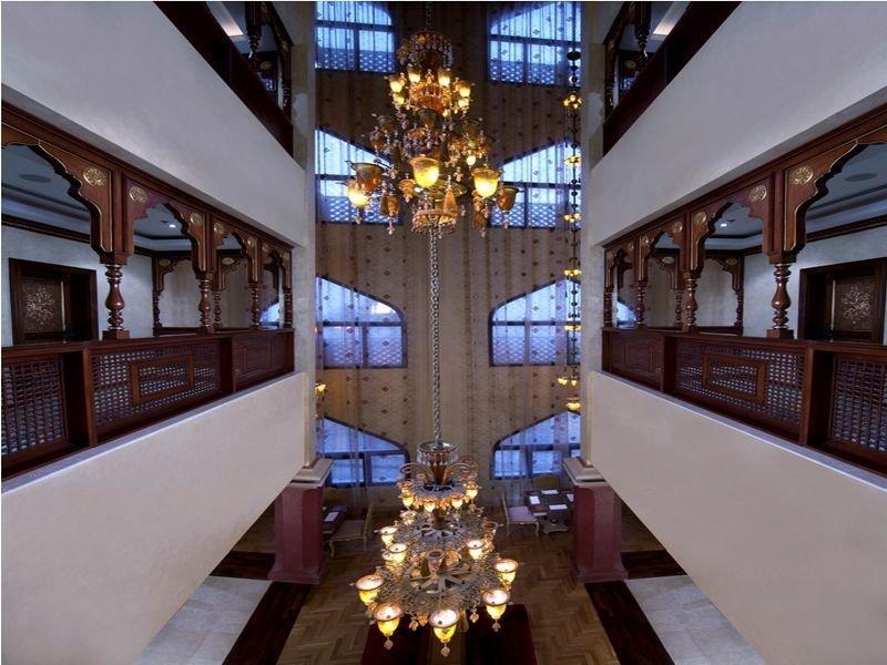 Musheireb Boutique Hotel - Diele