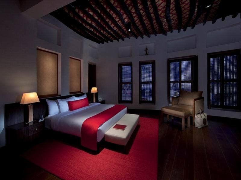 Al Najada Boutique Hotel - Zimmer