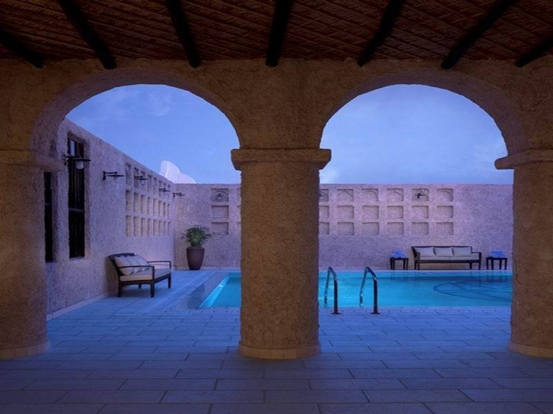Al Mirqab Boutique Hotel - Pool