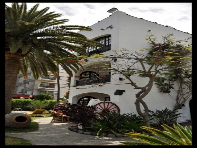 Apartamentos El Chaparral - Generell