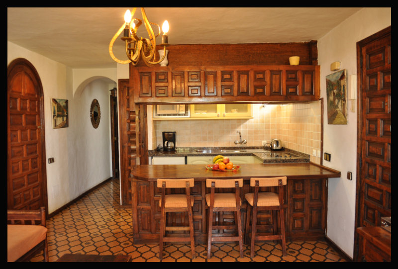 Apartamentos El Chaparral - Zimmer