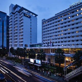 Pullman Jakarta Indonesia Thamrin CBD