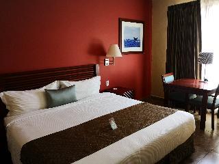 Hotel Seven Crown Centro Histórico - Zimmer
