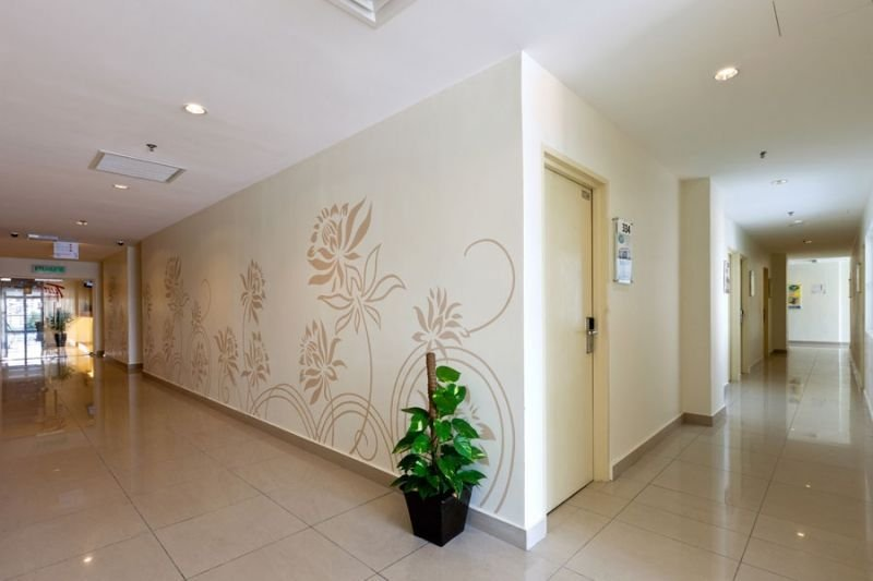 Tune Hotel - Kota Damansara - Diele