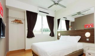 Tune Hotel - Kulim - Zimmer