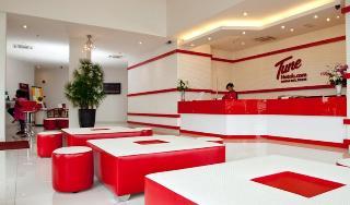 Tune Hotel - Danga Bay Johor - Diele