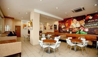 Tune Hotel - Danga Bay Johor - Restaurant