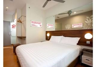 Tune Hotel - Kota Bharu City Centre - Zimmer
