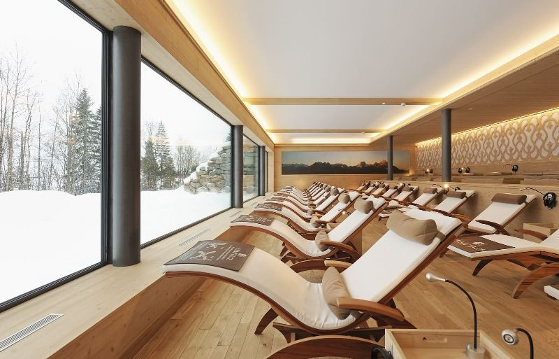 Wellness- & Spa Hotel Ermitage - Sport