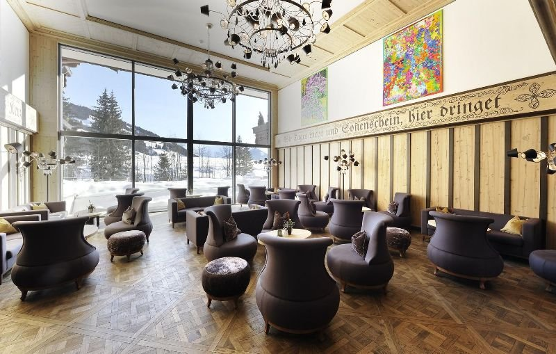 Wellness- & Spa Hotel Ermitage - Diele
