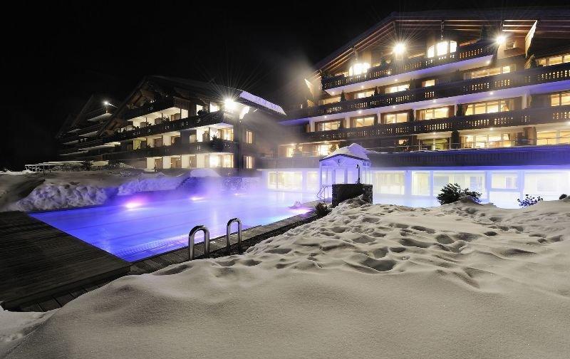 Wellness- & Spa Hotel Ermitage - Pool