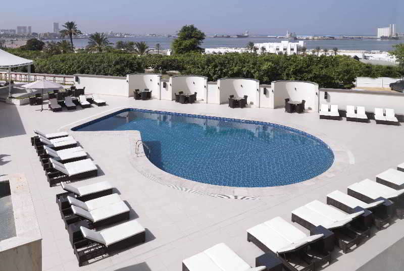 Radisson Blu Al Mahary Hotel - Bar