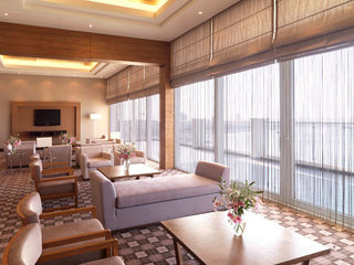 Radisson Blu Al Mahary Hotel - Diele