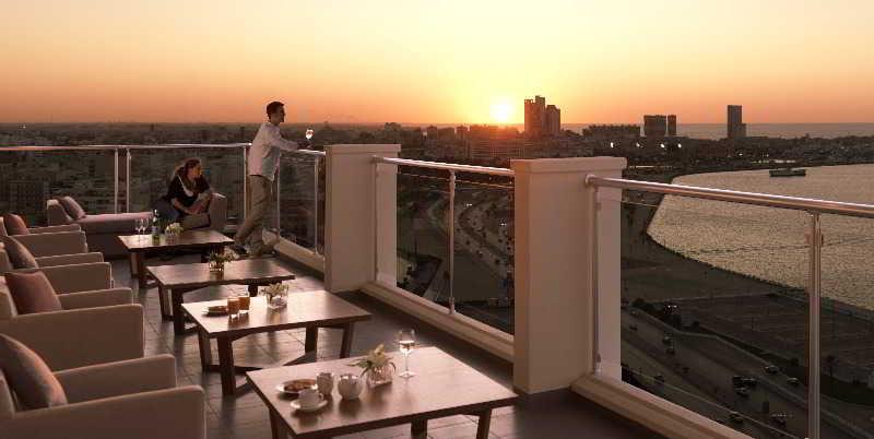 Radisson Blu Al Mahary Hotel - Terrasse