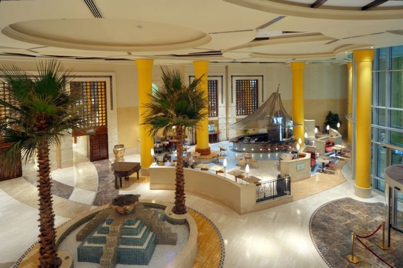Corinthia Hotel Tripoli - Bar