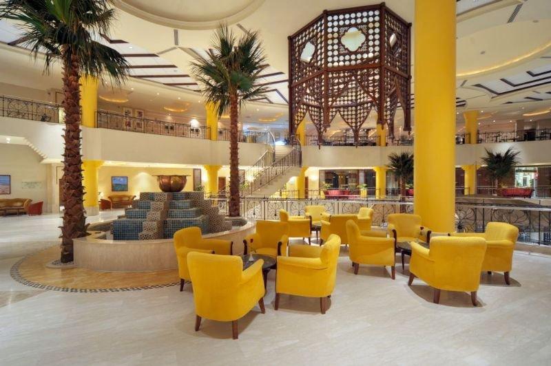 Corinthia Hotel Tripoli - Diele
