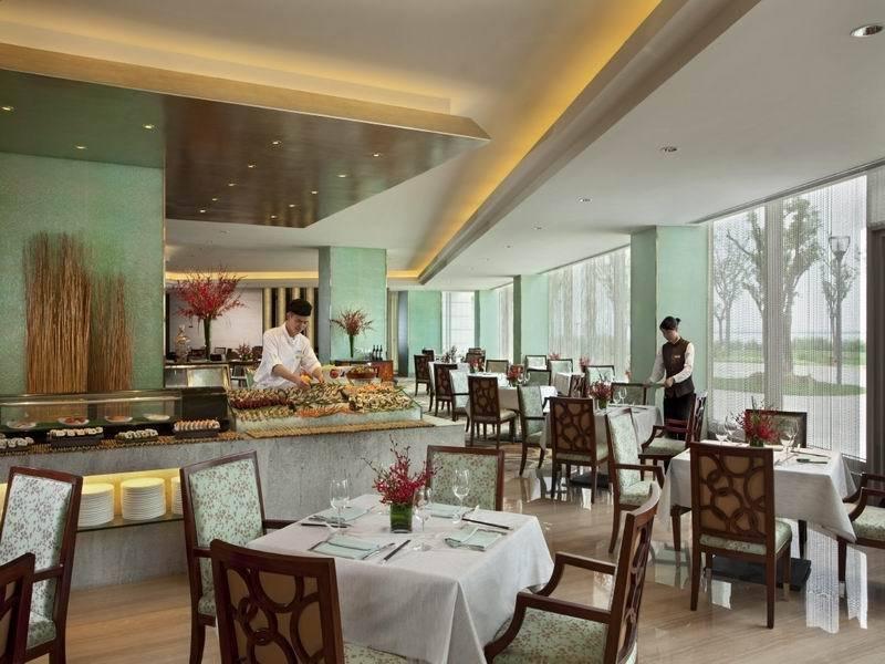 5 Sterne Hotel Fairmont Yangcheng Lake Hotel And Resort    In Kunshan City Suzhou