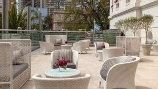 Four Seasons Hotel Buenos Aires - Terrasse