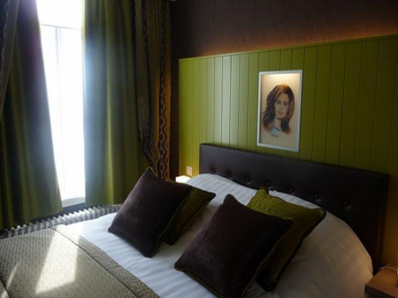 Hotel Het Gheestelic Hof - Zimmer