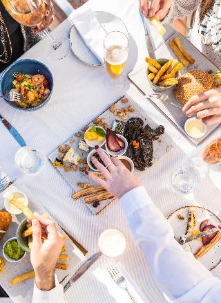 The Stellenbosch Hotel - Restaurant