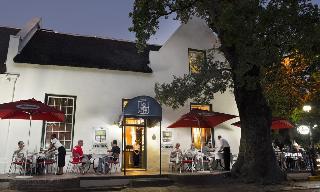 The Stellenbosch Hotel - Terrasse