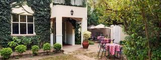 Rivierbos Guest House - Diele