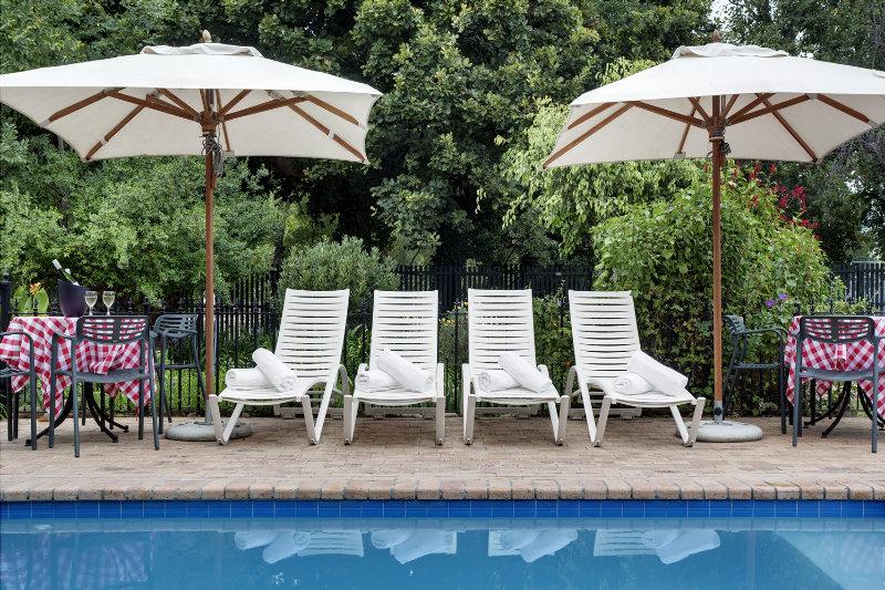 Rivierbos Guest House - Pool