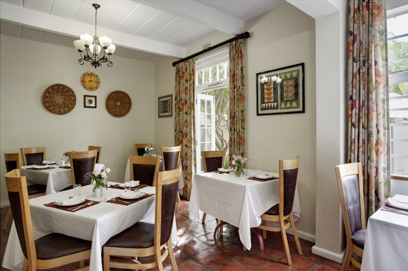 Rivierbos Guest House - Restaurant