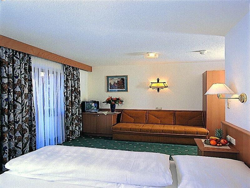 Hotel Tyrol - Zimmer