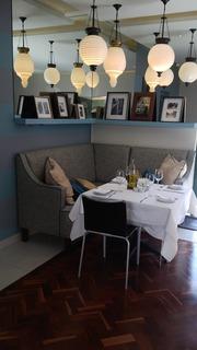 Ten Bompas Hotel - Restaurant