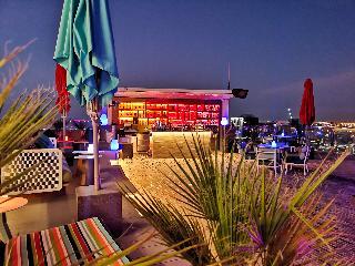 Andaz Capital Gate Abu Dhabi – a Concept by Hyatt - Bar