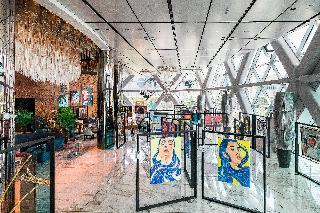 Andaz Capital Gate Abu Dhabi – a Concept by Hyatt - Konferenz