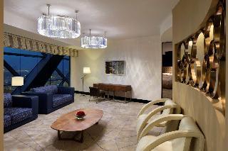 Andaz Capital Gate Abu Dhabi – a Concept by Hyatt - Zimmer