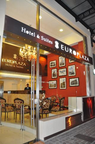 Europlaza Hotel & Suites - Diele