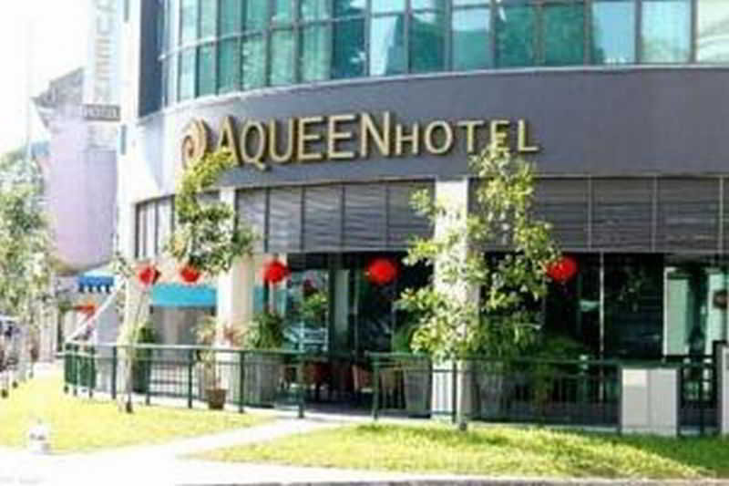 Aqueen Hotel Lavender - Generell