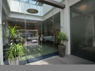 Aqueen Hotel Lavender - Diele
