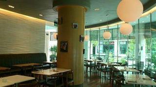 Aqueen Hotel Lavender - Restaurant
