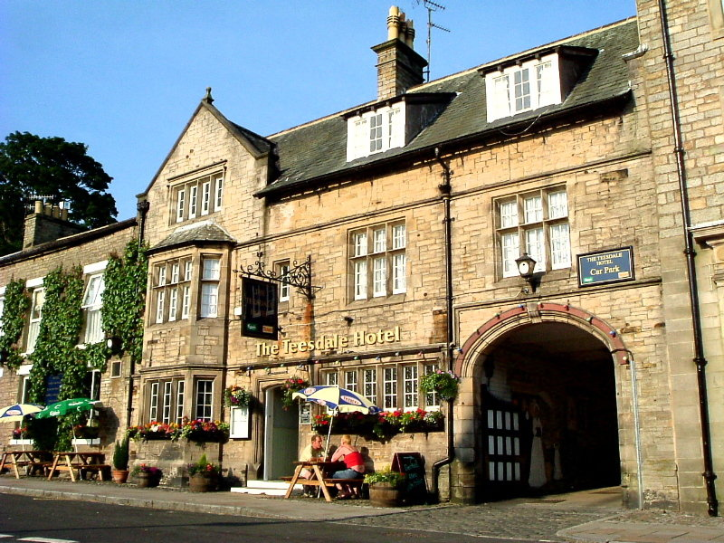 The Teesdale Hotel