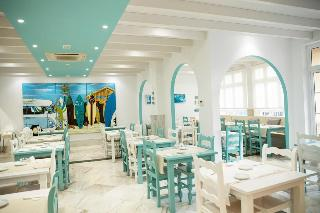 Surfing Colors - Restaurant