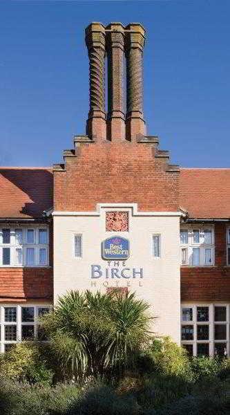 Best Western The Birch Hotel