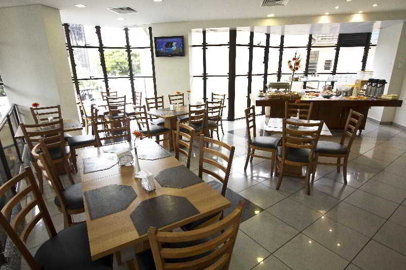 Cosmopolitan Praia Flat - Restaurant