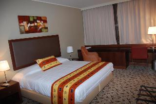 Skyna Hotel - Zimmer