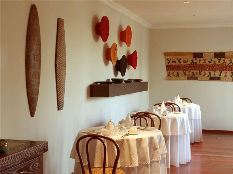 L'Avenir Country Lodge - Restaurant