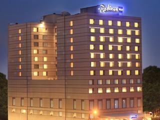 Radisson Blu Hotel Chennai City Centre