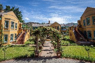 Franschhoek Country House & Villas - Diele