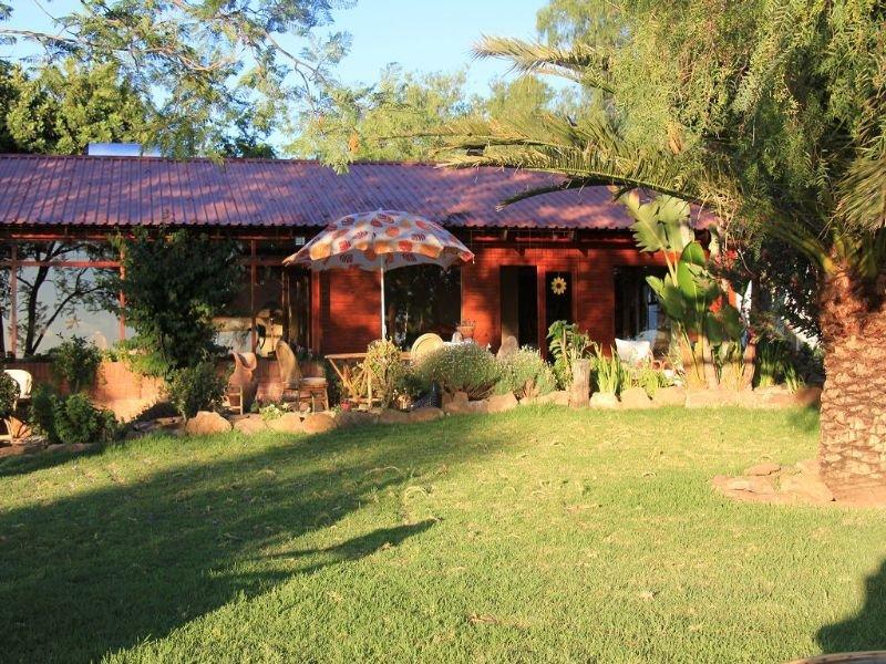 Eagle Rock Guest Farm - Generell