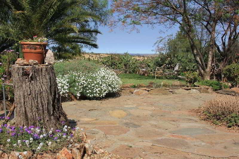 Eagle Rock Guest Farm - Terrasse